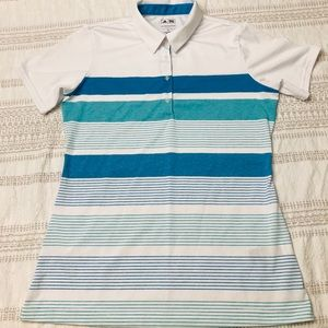 Adidas women's golf shirts